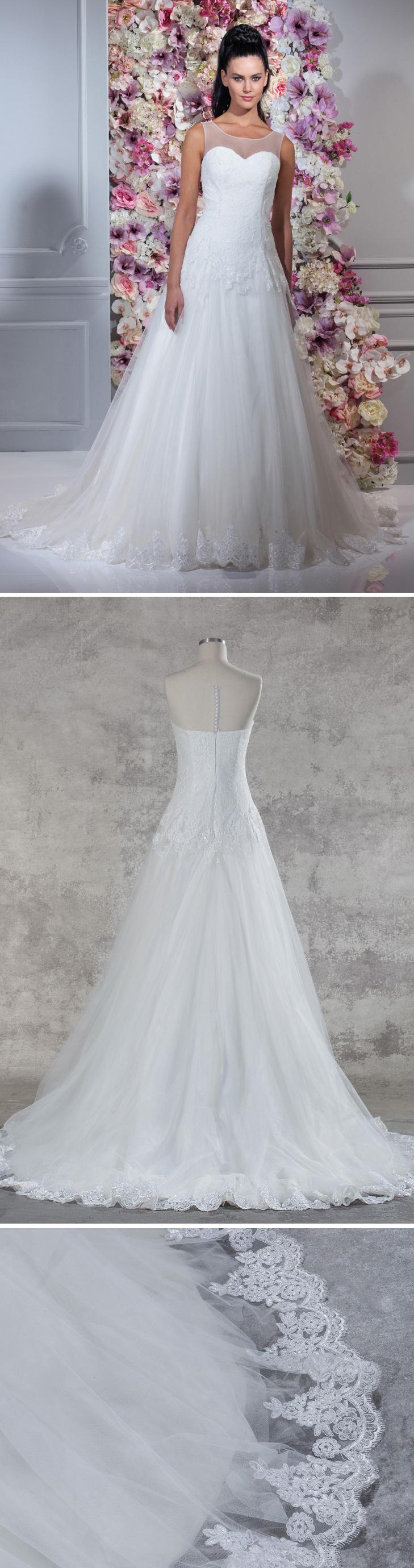 Pin auf Junge Brautmode