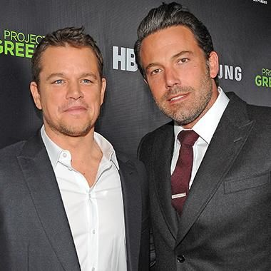 Ben Affleck Shares Throwback Photo With Matt Damon For National Best Friends Day National Best Friend Day Ben Affleck Matt Damon