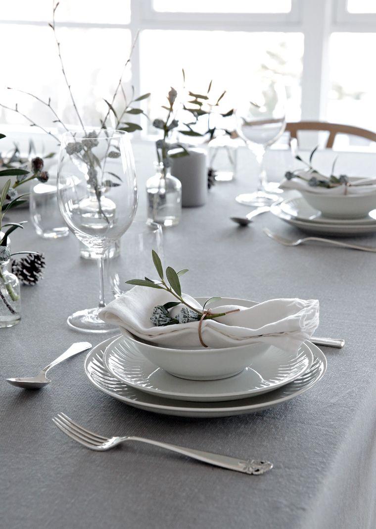 Table setting Christmas Eve & Table setting Christmas Eve | Living Inspiration | Pinterest ...