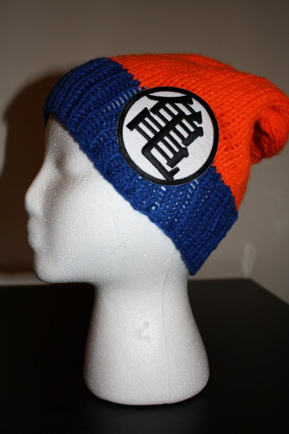 Son Goku Kame House Hat by BrightEyesDown on Etsy e3afe20c78c5