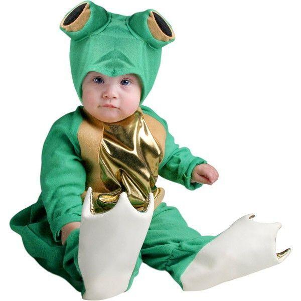 Baby Frog Costume  sc 1 st  Pinterest & Baby Frog Costume | Frog costume Costumes and Halloween costumes