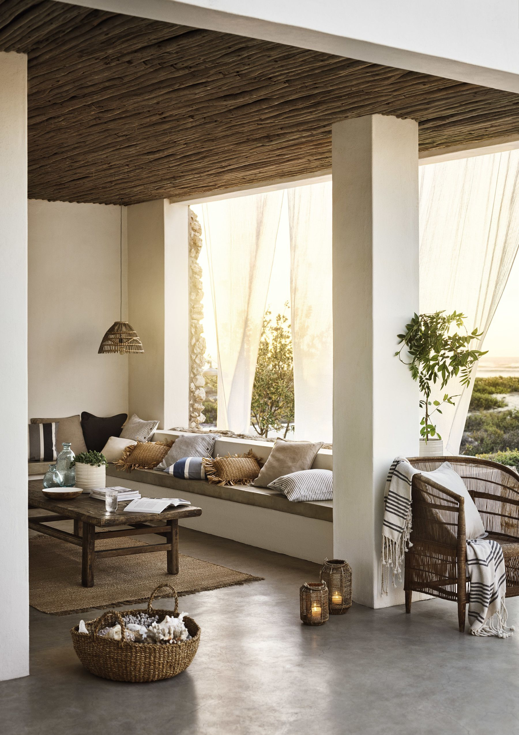 Deco Veranda Interieur interiors – glen proebstel - linkdeco   binnentuin, interieur