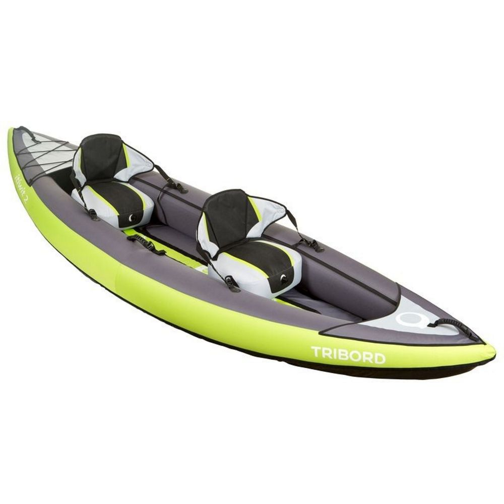 Buy-Kayaking-Kayaks-Online-In-India|Kayak-Itiwit-2-Green