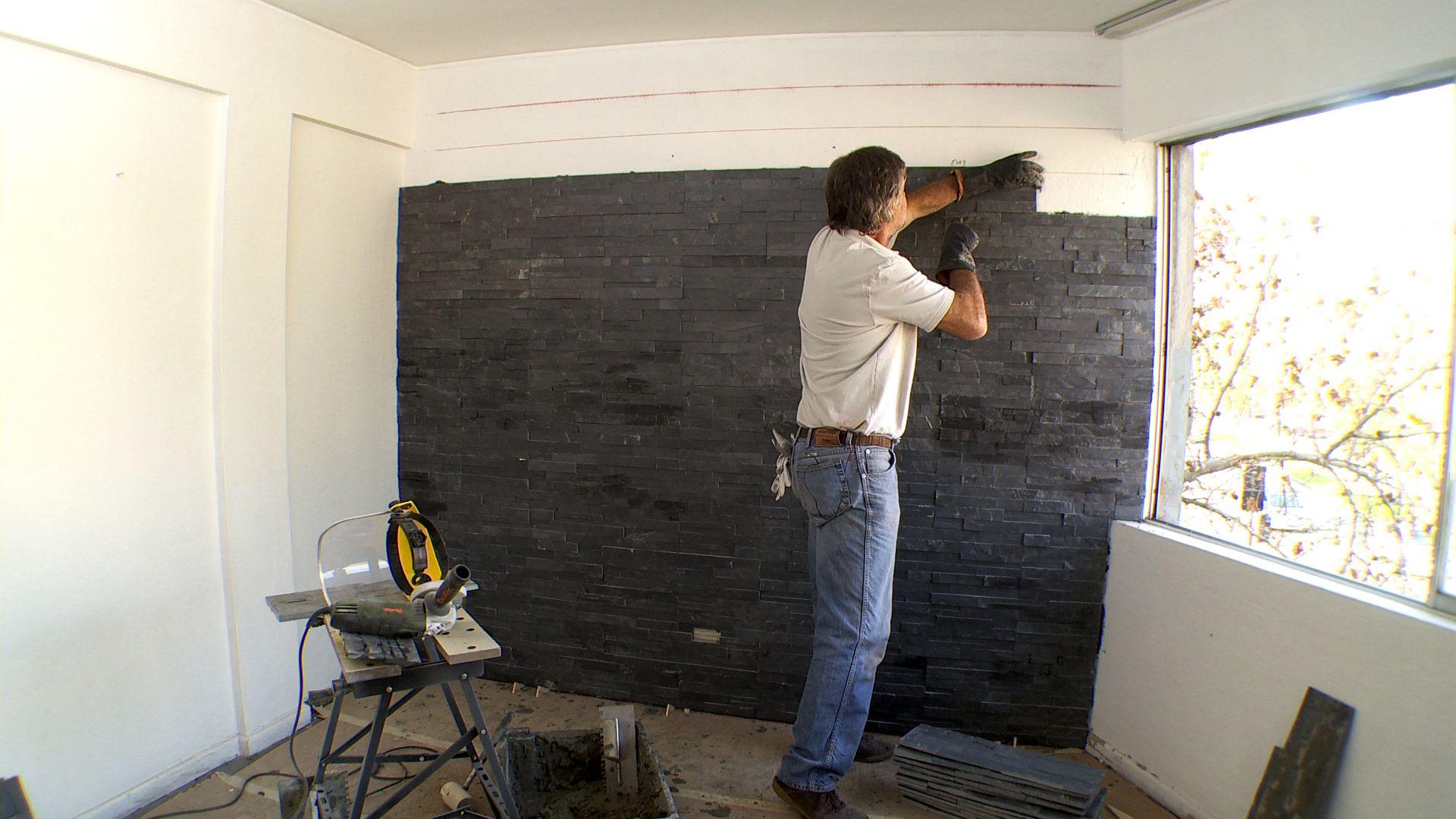 Queremos proponer una alternativa para decorar los muros - Revestimiento de muros ...