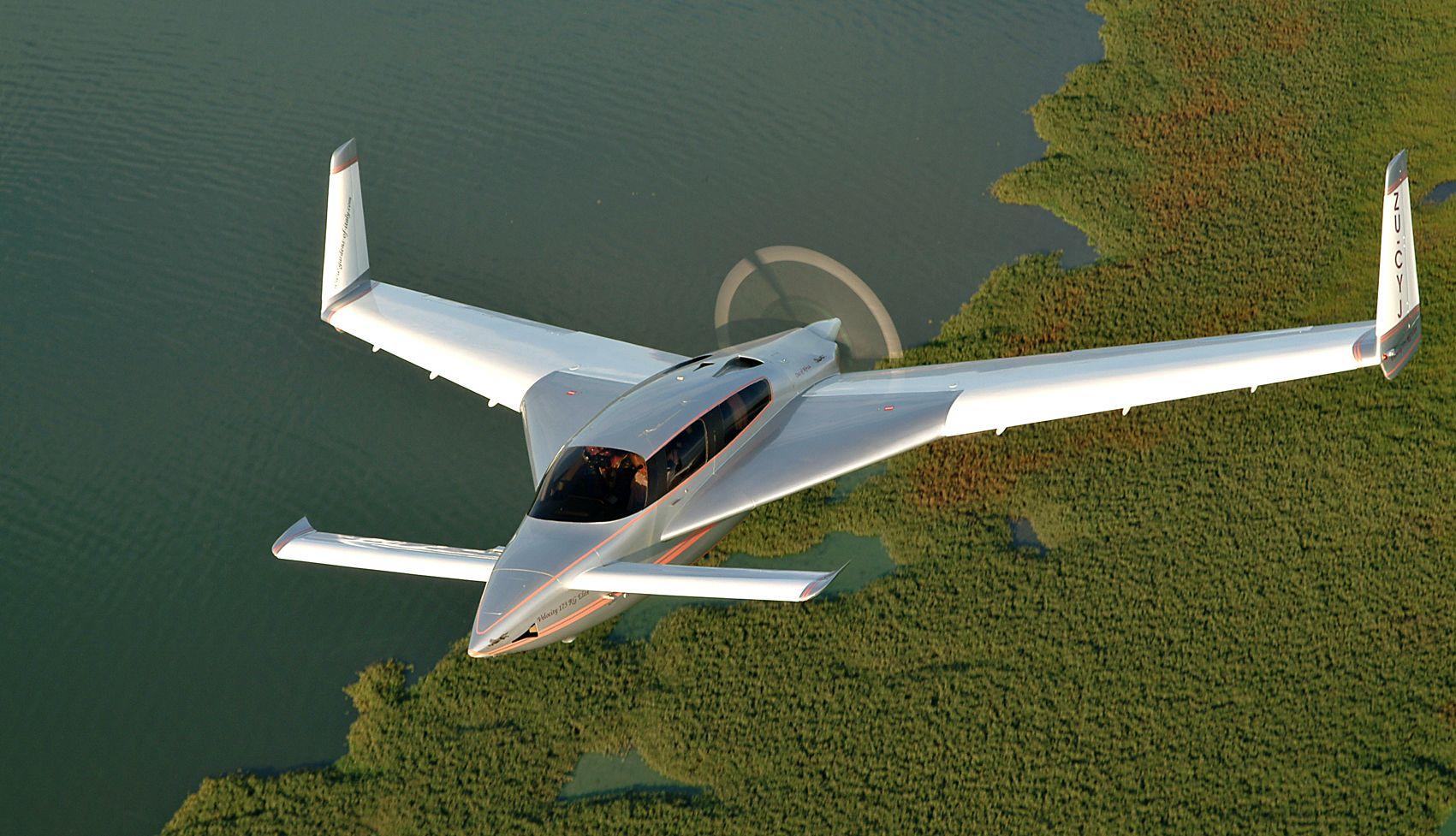 Velocity Aircraft Txl Experimental Airplane
