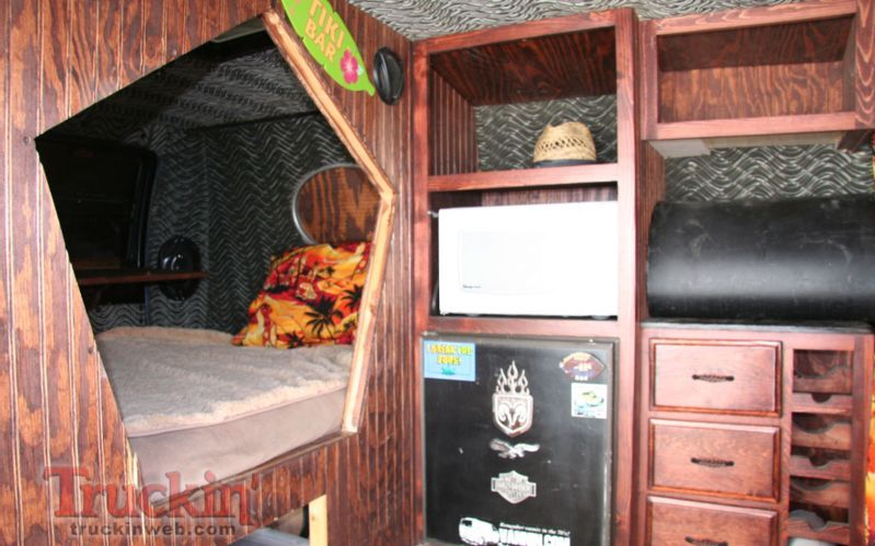 2011 Council Of Councils Van Show Custom Interior