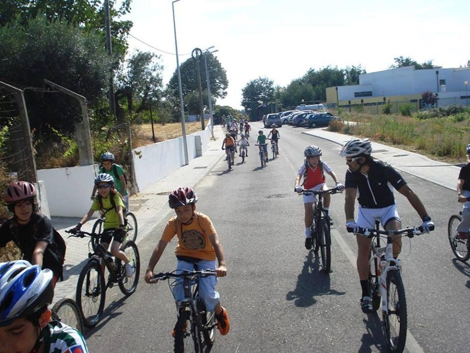 Eventos BERG CYCLES SPORT ZONE Desporto Escolar 2011