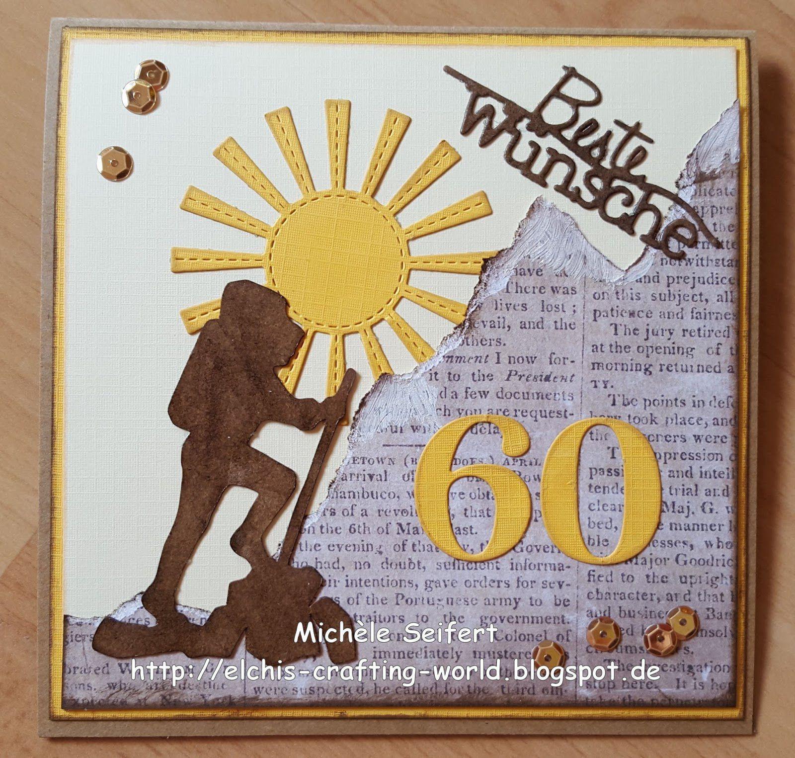 60 Geburtstag Mann
