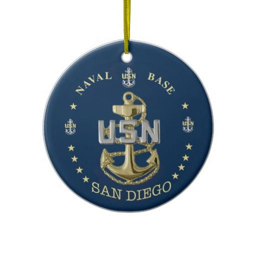 navy christmas ornaments navy base san diego scpo christmas ornaments from zazzlecom