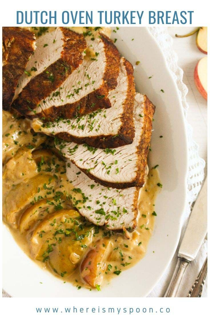 Dutch Oven Turkey Breast