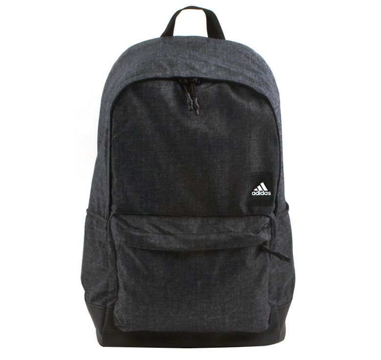 1c7471e7b34e adidas Classic Backpack FA2 Black Casual Back to School Laptop Sports NWT  CY7014  adidas  Backpacks