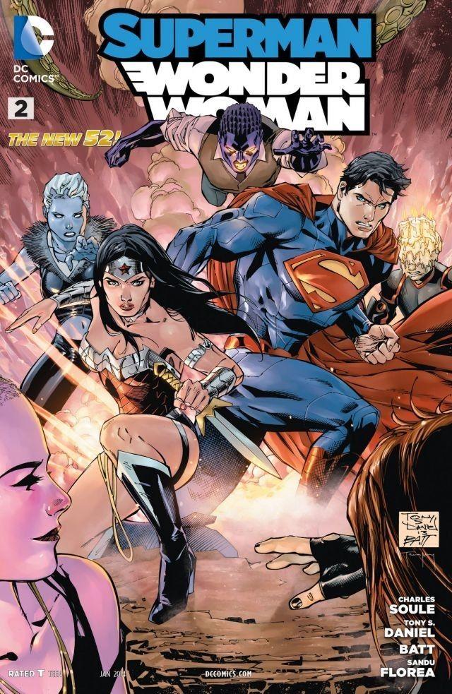Superman/Wonder Woman (20132016) 2 Superman comic