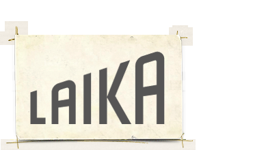 Laika Animation Logo