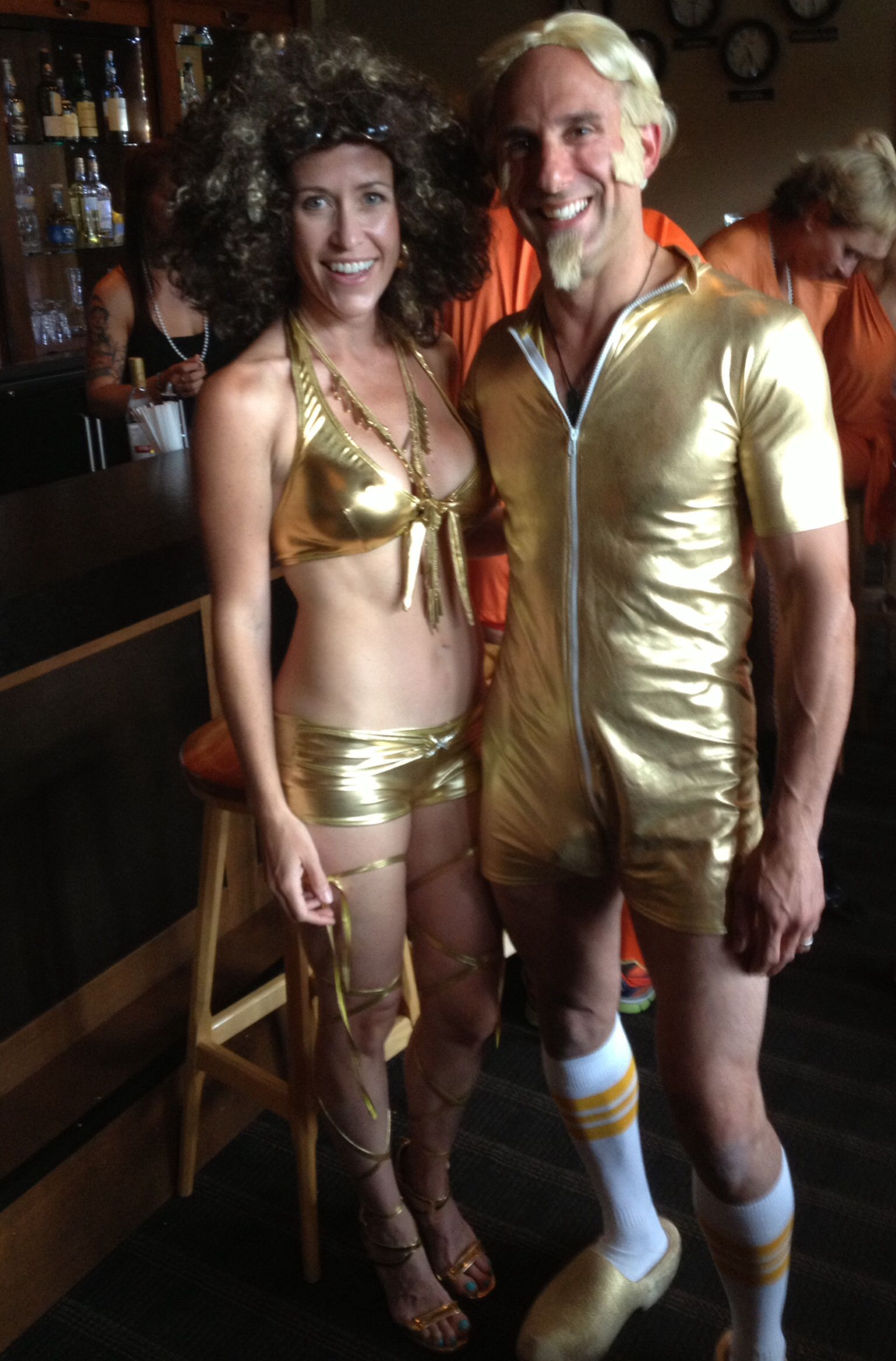 Austin Powers and Foxxy Cleopatra. | Halloween costumes ...