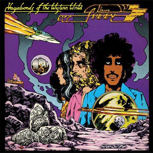 Thin Lizzy Vagabonds Of The Western World Vinyl Lp