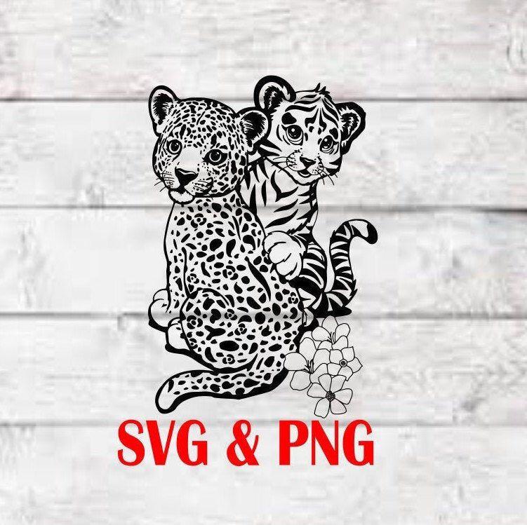 Lisa Frank Tiger Svg Png Cute Tiger Svg Cute Jaguar Png Etsy In 2021 Cute Tigers Lisa Frank Png