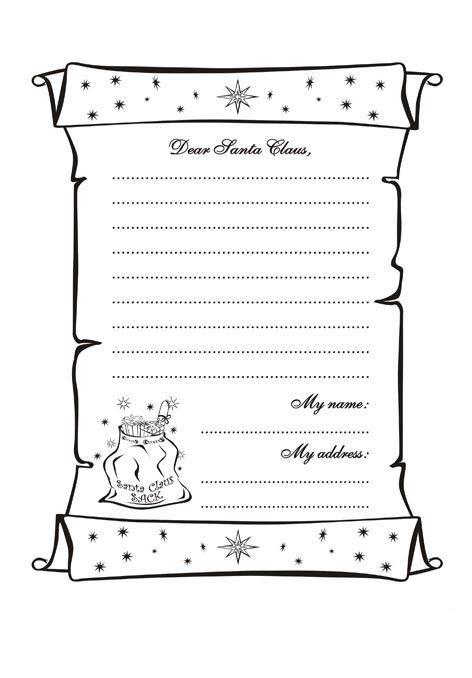 TE CUENTO UN CUENTO Cartas a Santa Claus  (En inglés) ideas AD - new christmas abc coloring pages
