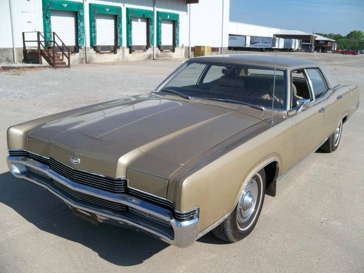 1969 mercury marquis