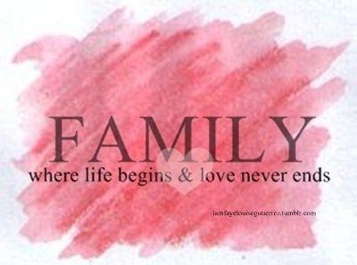Tumblr Family Love
