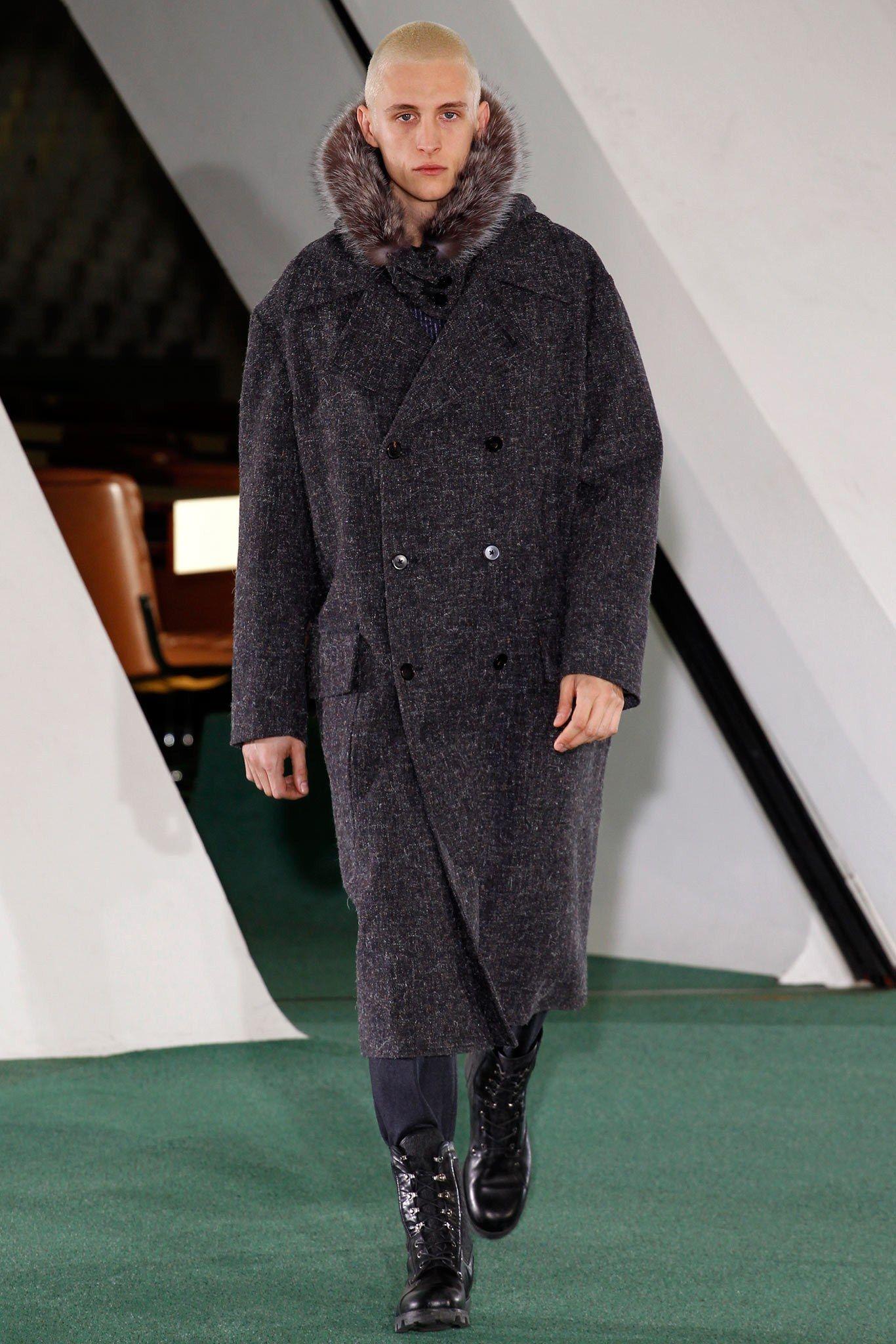 Maison Margiela Fall 2014 Menswear Fashion Show