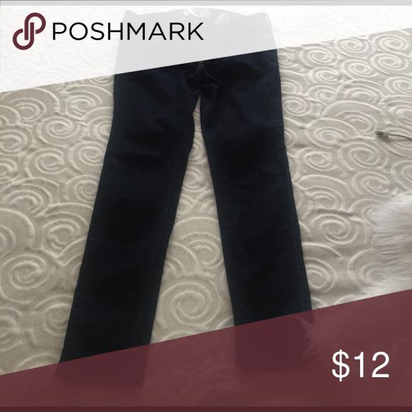 Dark rinse jeans Super skinny leg 9S Hollister Jeans Skinny