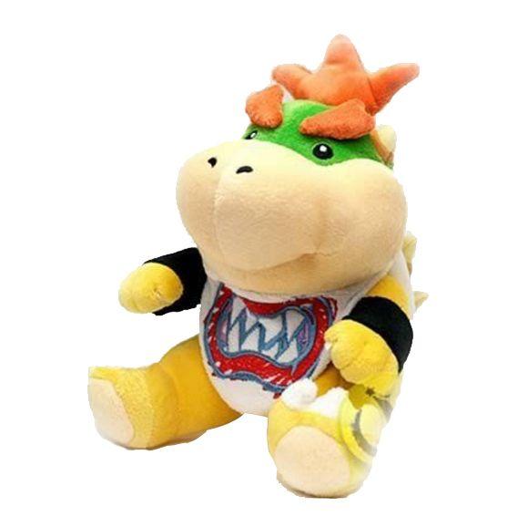 Super Mario plush toy Bowser jr $7.99