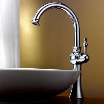 Fairmo Tall Monobloc Basin Mixer Tap Chrome - £66.01 : Homary.com ...