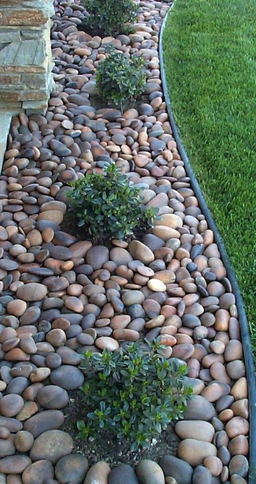 Wonderful Front Yard Landscaping Ideas Rock Garden Landscaping