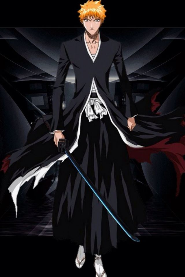 Bleach Ichigo (With images) Bleach anime ichigo