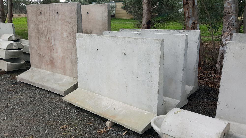 Precast Concrete Retaining Walls Perth Garden Walls In