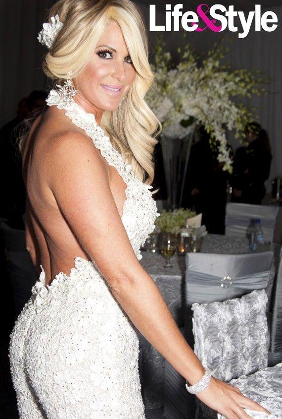 PHOTOS - RHOA Kim Zolciak\'s $1 Million Wedding Pictures! Bravo ...