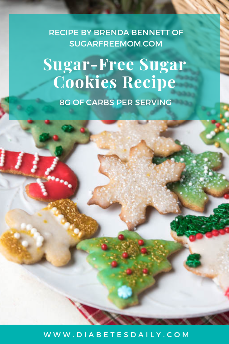 Sugar Free Sugar Cookies Recipe Sugar Cookies Sugar Free