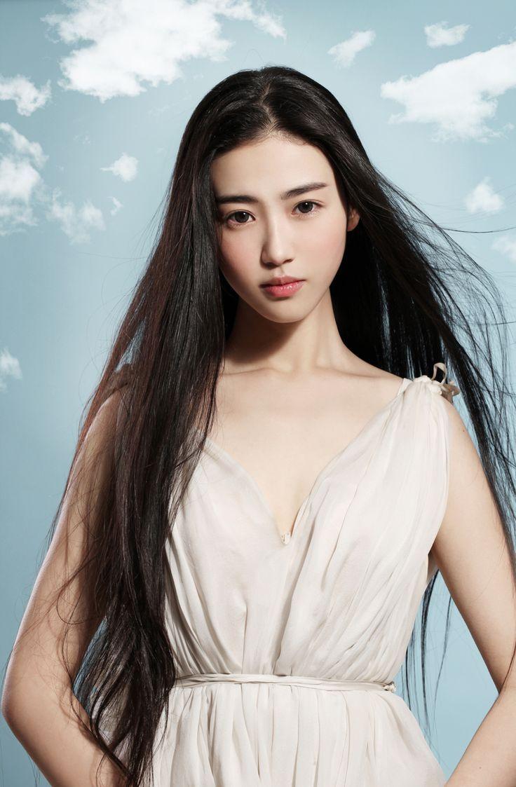 Zhang Xinyuan 张辛苑 Top Asian Beauty Innocent Makeup