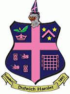 DULWICH HAMLET FC  - EAST DULWICH - london borough of SOUTHWARK-