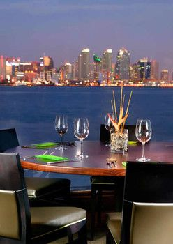A Must In Waterfront Dining Island Prime C Level Offers Amazing Views Of Downtown San Go During Hy Hour And At Sunset