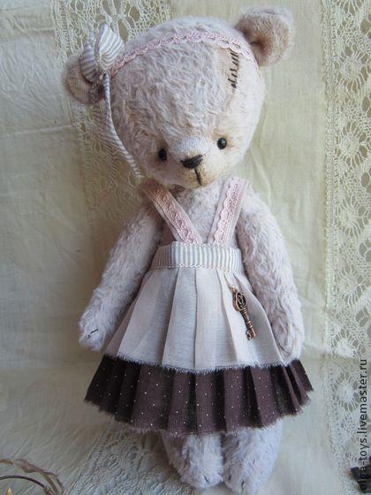 Teddy Bears handmade. Fair Masters - handmade teddy-bear Annie. Handmade.