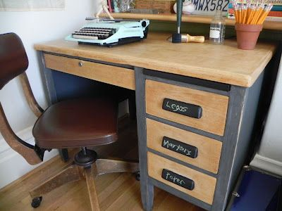 Terrific Casa Di Aria Diy 1 2 3 Refinishing An Old Oak Desk With Download Free Architecture Designs Scobabritishbridgeorg