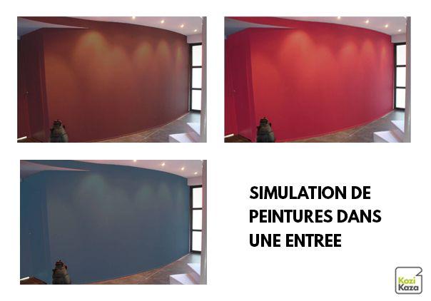 Kazad cor simulateur de couleurs de peinture en ligne - Simulateur peinture cuisine gratuit ...