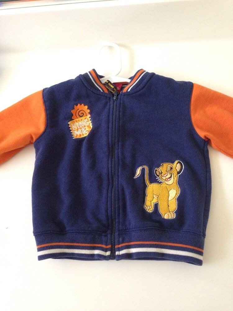 Lion King Size 2 T Sweater Lion King Collectibles