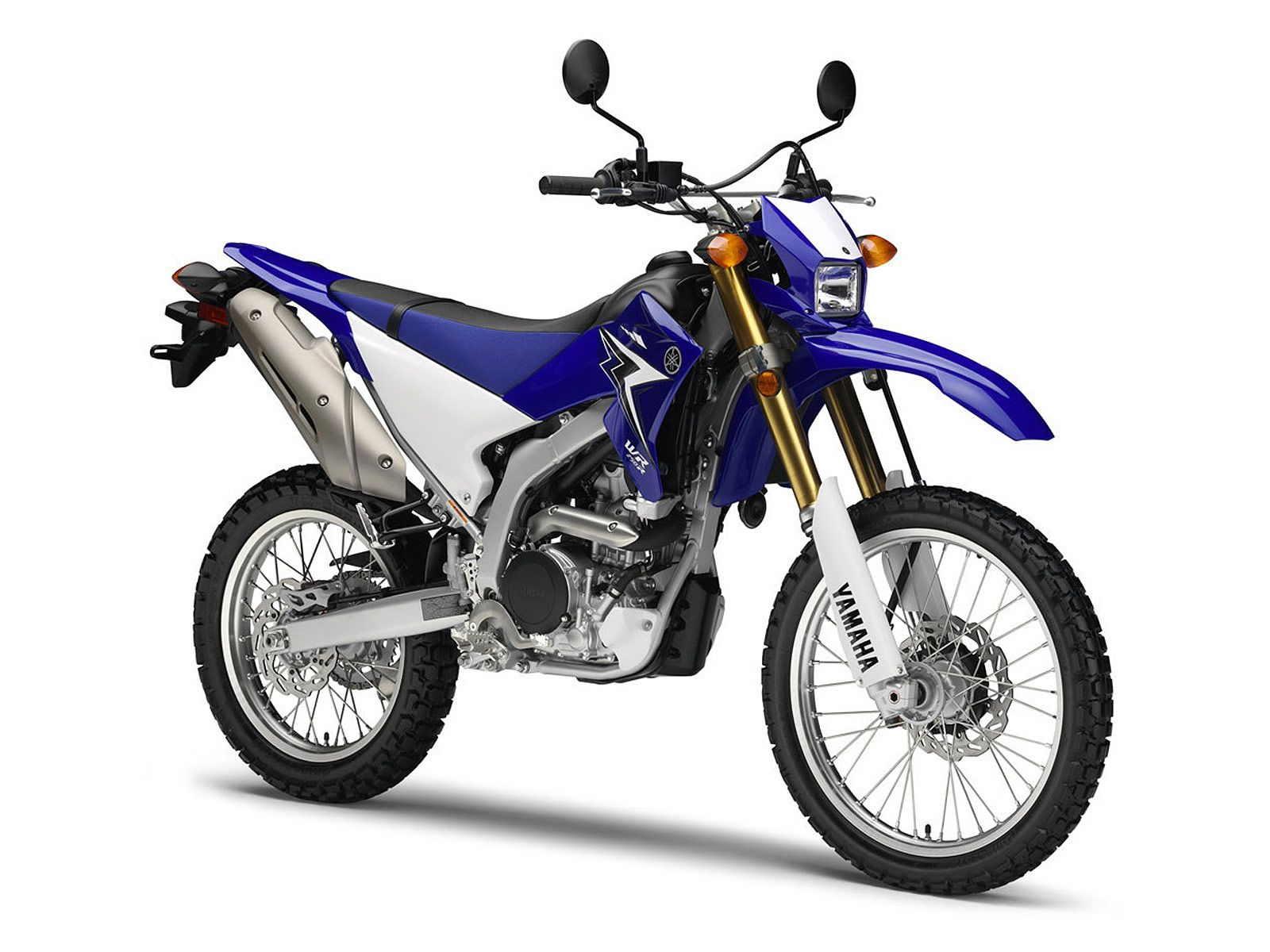 yamaha dual sport 650 descended from yz and wr the