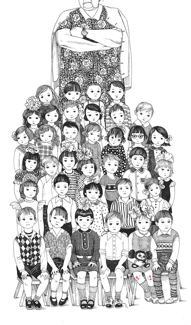 Sveta Dorosheva. My Childhood