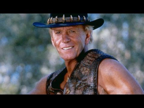 What Really Happened To Crocodile Dundee Youtube Crocodile Dundee Dundee What Really Happened