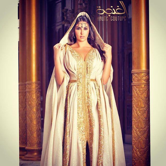 Collection caftan robe soiree 2018 elghanja
