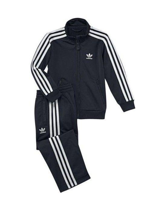 54bf13ecb6b Спортен екип Adidas LK Firebird TS | Спортни екипи за деца | Adidas ...