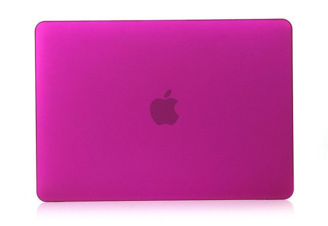 2016 New Matte Hard Case Cover for MacBook Pro 13 A1706 for Pro 15 A1707 With Touch Bar Matte Laptop Case for Pro 13 A1708 Cover