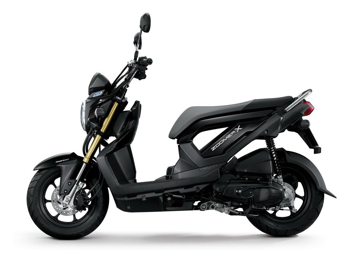 medium resolution of honda zoomer x black thailand motorcycle travel motorcycle design 49cc scooter