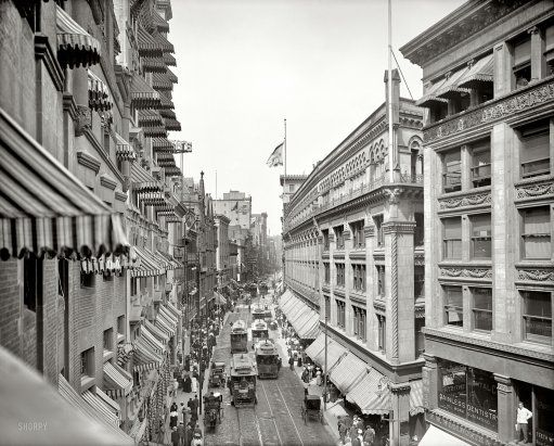 Awning Chasm 1906 Washington Street Boston History Boston Architecture