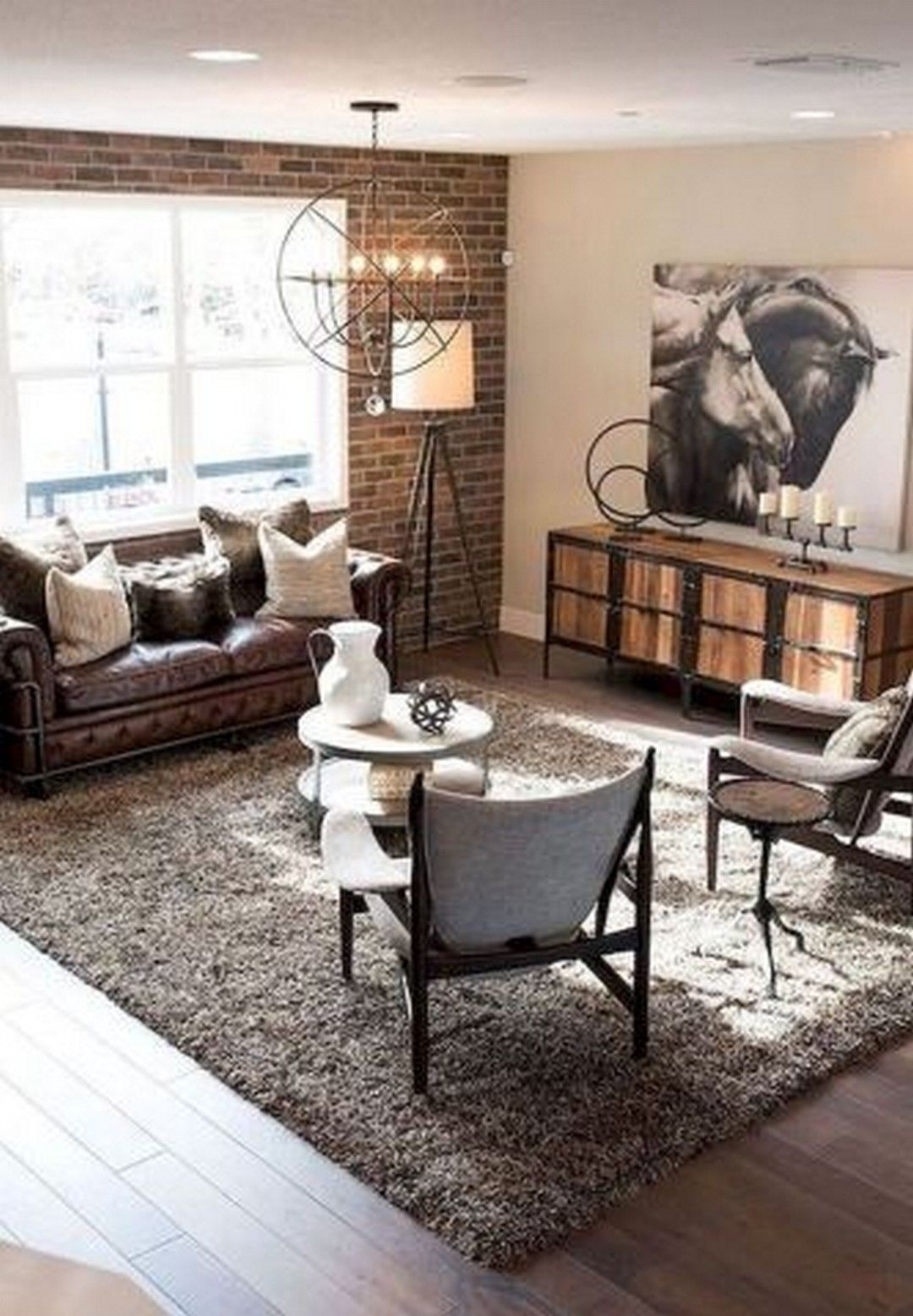 Awesome industrial farmhouse design ideas to complement
