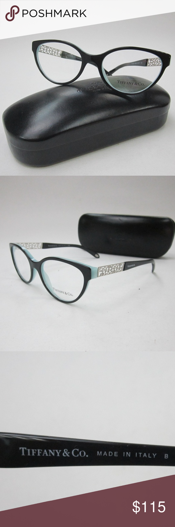 0423552165 Tiffany  amp  Co TF 2129 8055 Eyeglasses  Italy OLN164 Tiffany  amp  Co