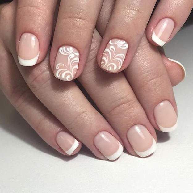 french nails | NAILed It! | Be Exceptional With Your Back to School Nail Designs